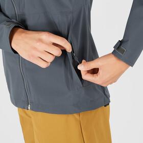 Salomon Outrack Waterproof Jacket Women, ebony